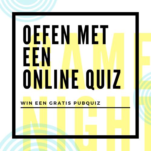 Online Quizzen Spelen